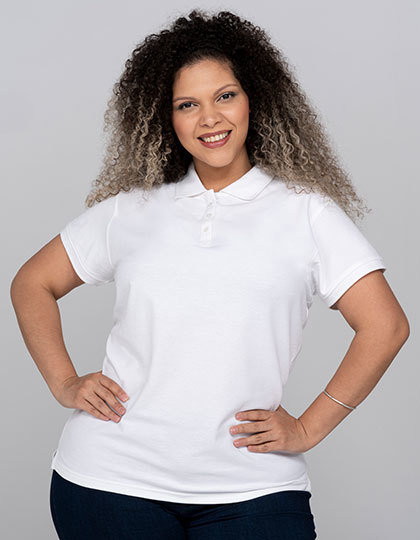 Curves Polo Lady
